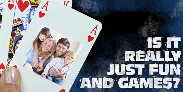 """Let's Talk Problem & Addicted Gambling With Matthew Coscia of Gambling Awareness"""
