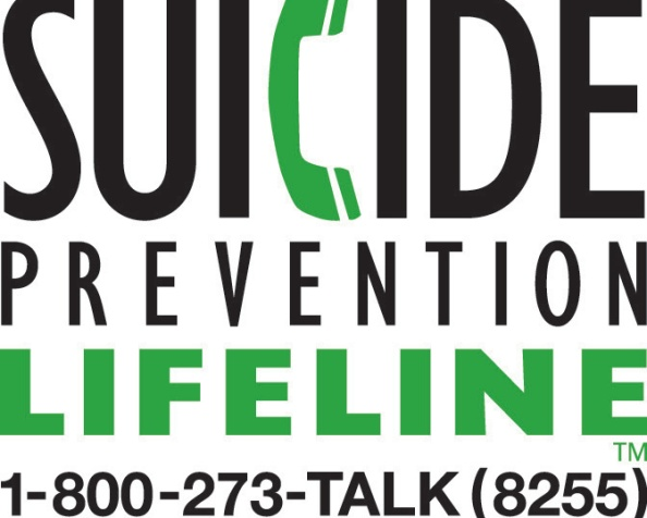 September is also National Suicide PreventionMonth…