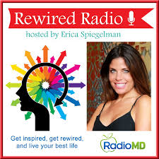 Loved Being A Guest On RadioMD and Rewired Radio With Erica Spiegelman! Just Advocating &Awareness.