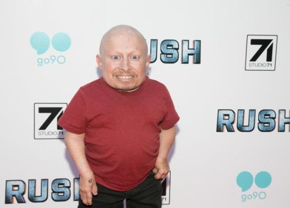 Sad Example Why Depression is Serious and Mental Health is so Important.          R.I.P. Actor, Verne Troyer. AKAMini-Me