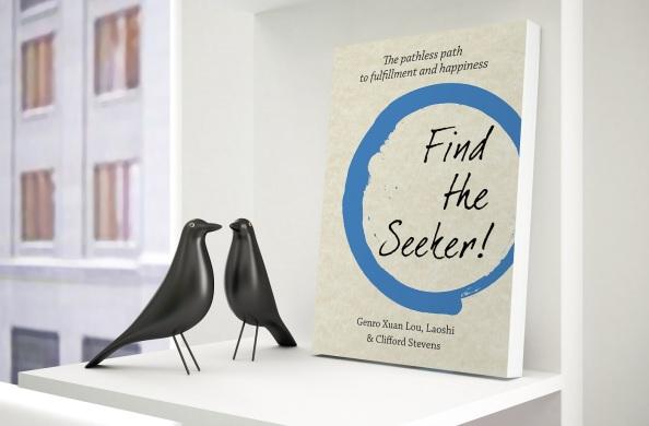 Find The Seeker! on shelf