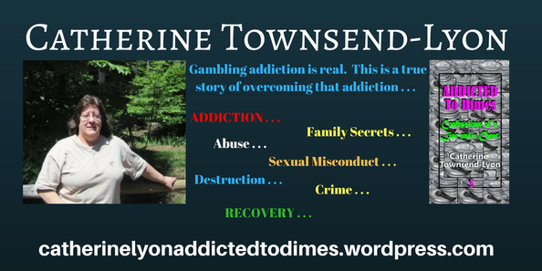 Thanks Author Shout For An Amazing Author Interview~Author/Advocate, CatherineTownsend-Lyon.