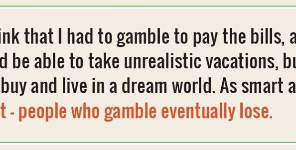 Mega-Millions Frenzy … Really? A Message From My Friends of The National Council on Problem Gambling. Gamble ResponsiblyPlease.