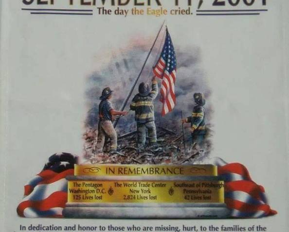 #17 When America Was Attacked and We Must Never Ever Forget…Memoriam