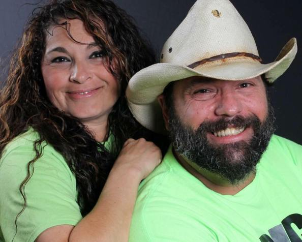 """""""Being of Recovery Service""""~ Meet Jim Downs and His Wife Marisol of """"Big Jim's Walk, Inc."""" Doing God's Work To Stamp outADDICTION."""