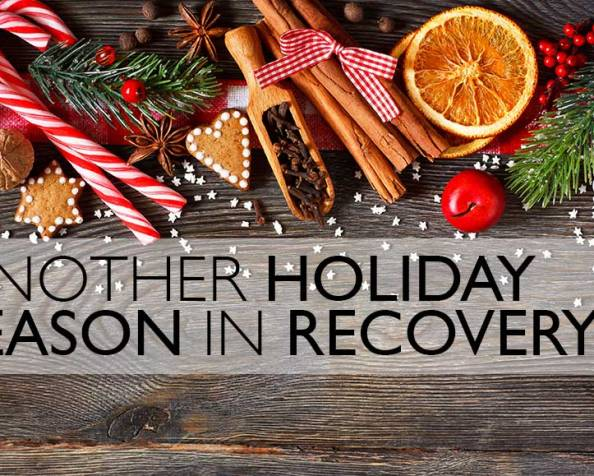 Keeping Sober and Aware Through The Holidays ~ Alek S. Is Our GuestToday.