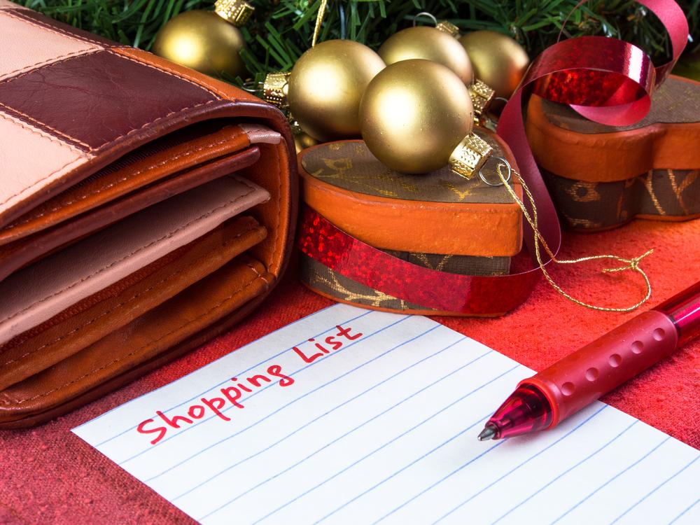 Holiday Budget 2