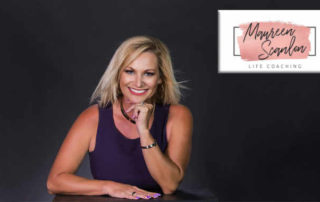 "Multi-Award-Winning Author & Popular Life Coach, Maureen Scanlon Shares Her Well-Being & Happier Life Advice on ""The Fit For Joy Podcast"" With Host Valerie …"