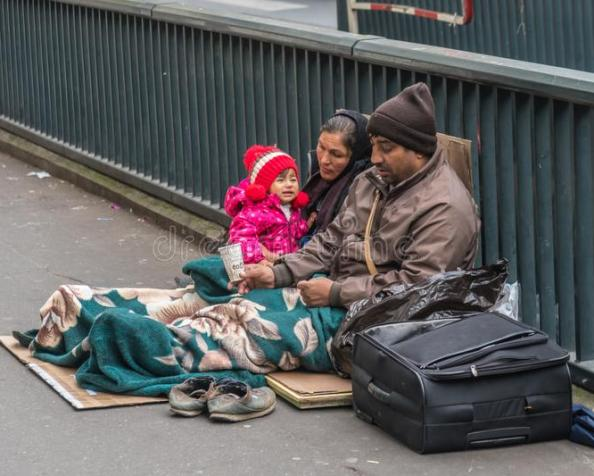 How About We Destigmatize Those Who Are Homeless & Stop The Labeling. My Friend and Guest P. W. Robinson Has a Little Something to Share About Homelessness as IDo…